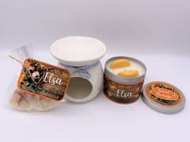 Sweet Orange Scented Gift Package - Can be personalised