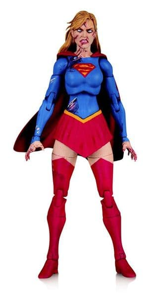 *PRE ORDER* DC Essentials DCeased Supergirl Action Figure