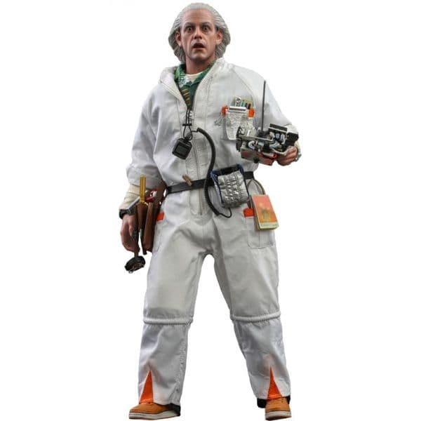*PRE ORDER* Hot Toys 1:6 Back To The Future Doc Brown