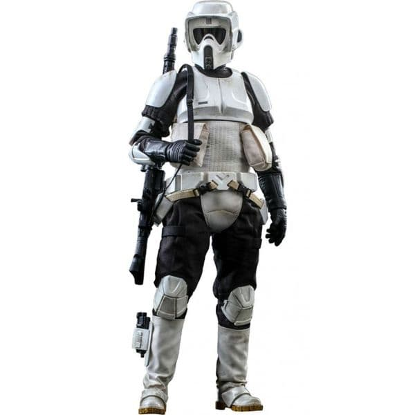 *PRE ORDER* Hot Toys 1:6 Star Wars The Return Of The Jedi: Scout Trooper