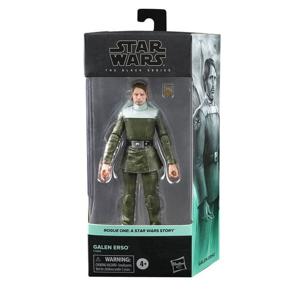 *PRE ORDER* Star Wars The Black Series Rogue One Galen Erso 6