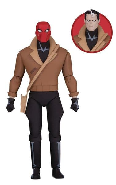 *SOLD OUT* Batman The Adventures Continue Red Hood Action Figure