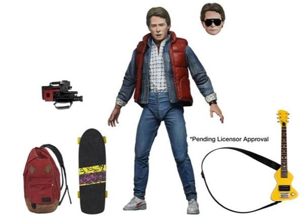 Back to the Future Part 1 Ultimate Marty Mcfly