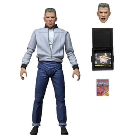 Back to the Future Part 2 Ultimate Biff Tannen
