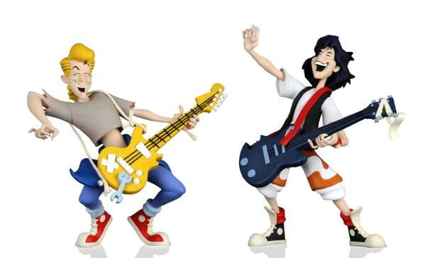 Bill and Ted's Excellent Adventure Toony Classics 6
