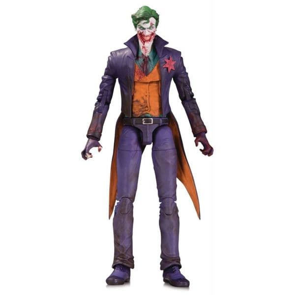 DC Essentials #28 DCeased Joker Action Figure