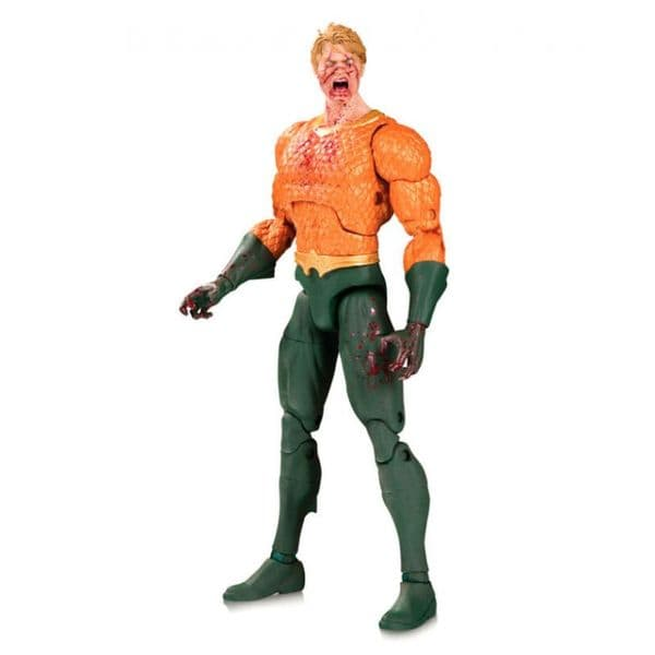 DC Essentials #29 DCeased Aquaman Action Figure