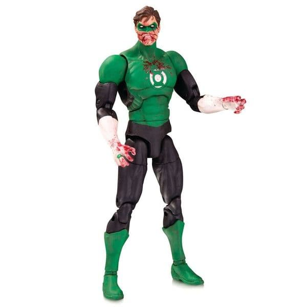 DC Essentials #30 DCeased Green Lantern Action Figure