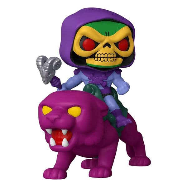 Funko Pop! Masters of The Universe Rides Skeletor on Panthor