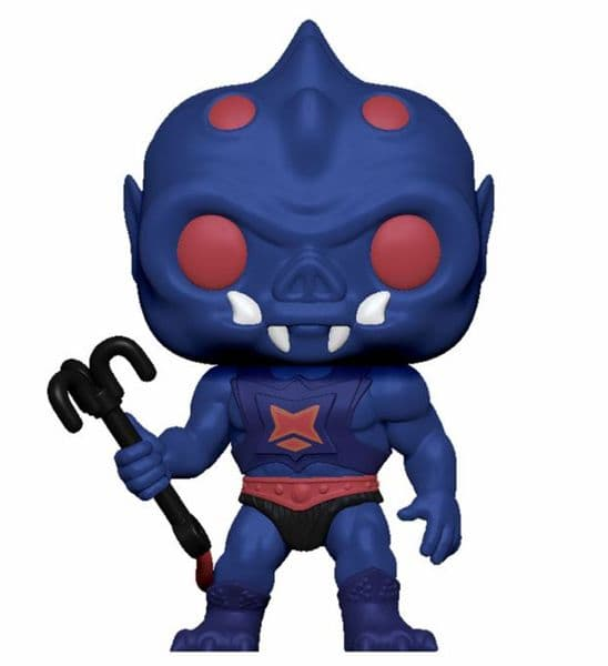 Funko Pop! Masters of The Universe Webstor