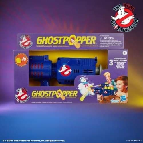 Ghostbusters Kenner Classics Ghost Popper