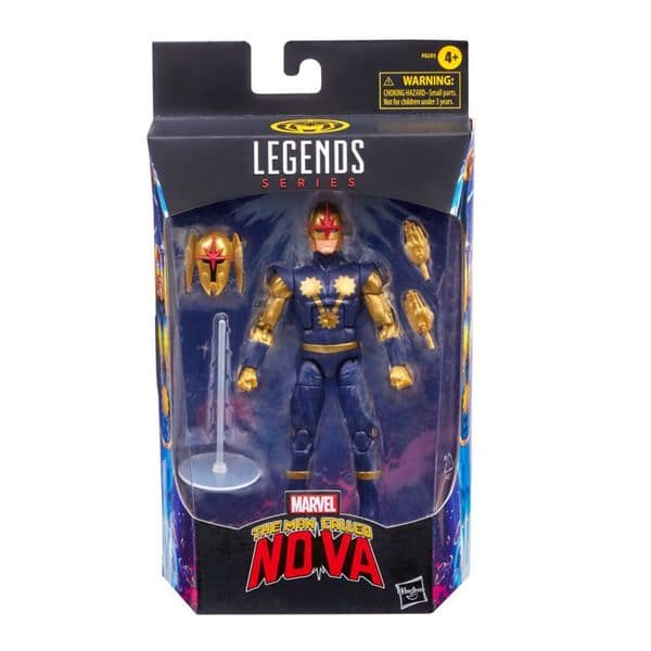 Marvel Legends Nova 6