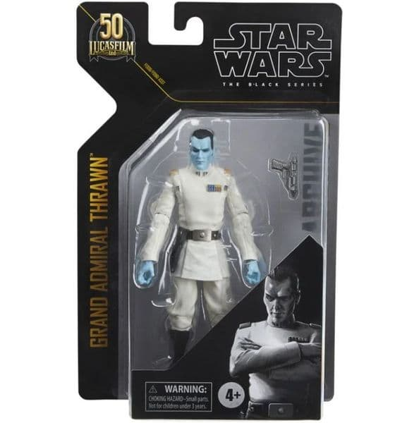 Star Wars The Black Series Archive Collection Grand Admiral Thrawn 6