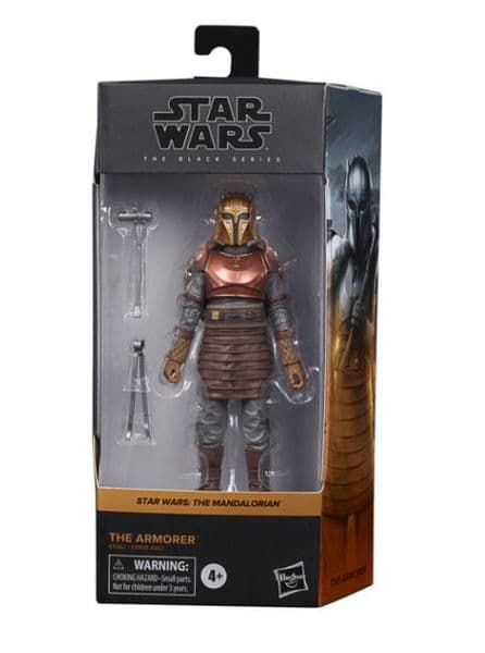 Star Wars The Black Series Mandalorian Armorer 6