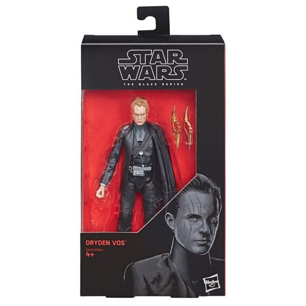 Star Wars: The Black Series Solo Dryden Vos