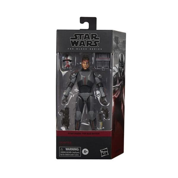 Star Wars The Black Series The Bad Batch Hunter 6