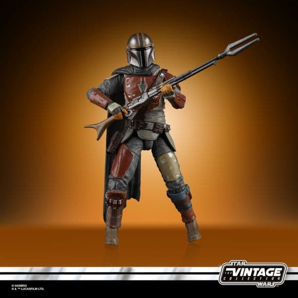 Star Wars: The Vintage Collection Mandalorian