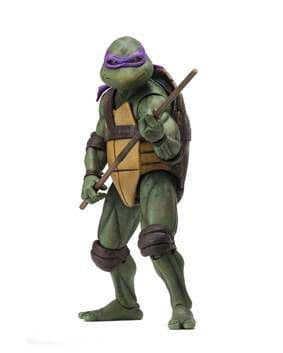 Teenage Mutant Ninja Turtles 1990 Movie Donatello