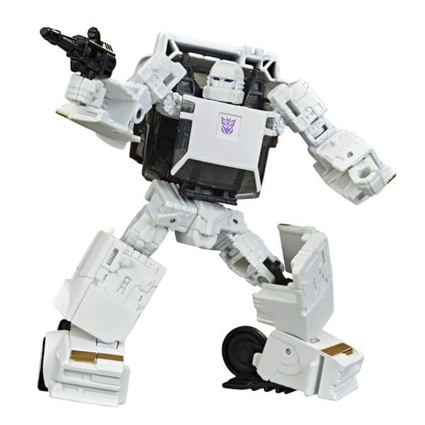 Transformers Generations WFC Eathrise Deluxe Runamuck