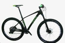 HINDE 2021 CARBON STEALTH  27.5 - SHIMANO SLX 7100 1 X 12 SPD  - MARZOCCHI Z2  - HOPE FORTUS 30W
