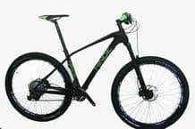 HINDE 2021 CARBON STEALTH 27.5 - SHIMANO XT 8100 1 X 12 SPD - FOX 34 FLOAT FACT - HOPE FORTUS 30W