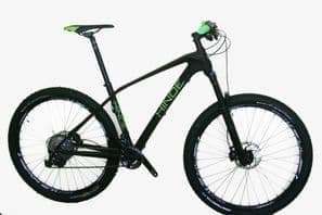 HINDE 2021 CARBON STEALTH 29er - SHIMANO XT 8100 1 X 12 SPD - FOX 34 FLOAT FACT - HOPE FORTUS 30W