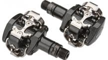 SHIMANO M505 SPD PEDALS (PAIR INC CLEATS)