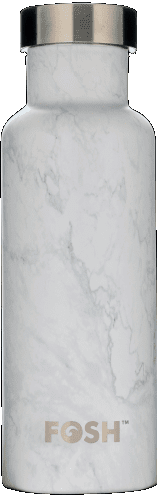 Marble Insulated S/Steel Bottle