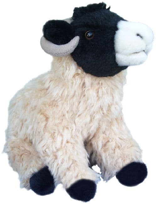Black faced sheep Cuddly toy 12