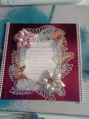 Hand crafted cards made to your specification any occasion.