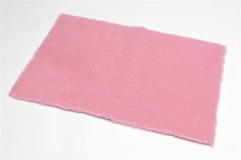 """Vetbed Original Pink 48x38cm (19x15"""") IDEAL FOR CONVALESCING PETS"""