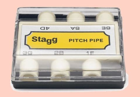 Stagg Guitar Pitch Pipes