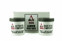 Delta Aluminium Epoxy Paste D309 (500gm Kit)