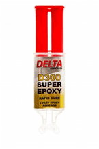 Delta Rapid Epoxy Syringe D300 (25ml)