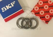 SKF/FAG 51134 MP Thrust Ball Bearing