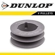 SPA125/2 TAPER PULLEY (1610)