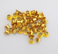 5mm Brassed Eyelets