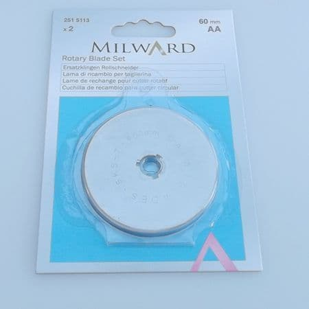 60mm Rotary Cutter Blades