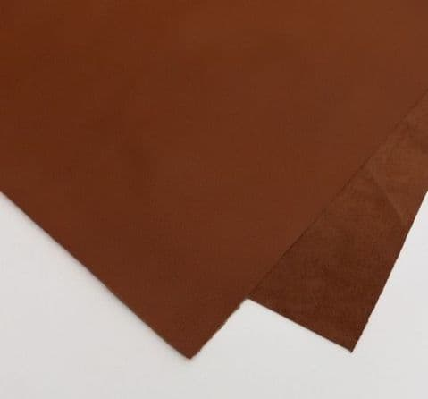 Light Brown Soft Leather ~ 600 x 300mm