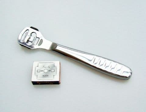 Stainless Steel Skiver + 10 Blades