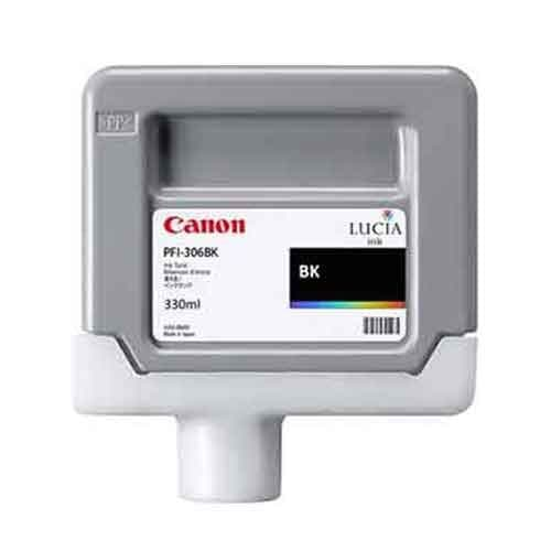 Canon PFI-306BK Black Ink Cartridge 330ml