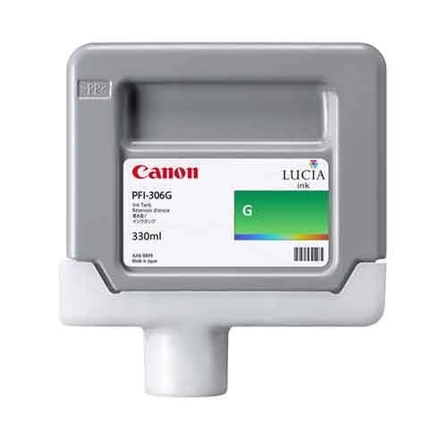 Canon PFI-306G Green Ink Cartridge 330ml