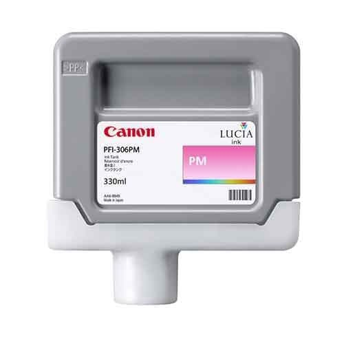 Canon PFI-306PM Photo Magenta Ink Cartridge 330ml