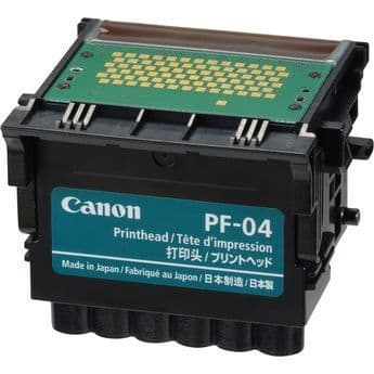 Canon PF-04 Print Head - Canon 3630B001AA To Fit Canon iPF Plotters
