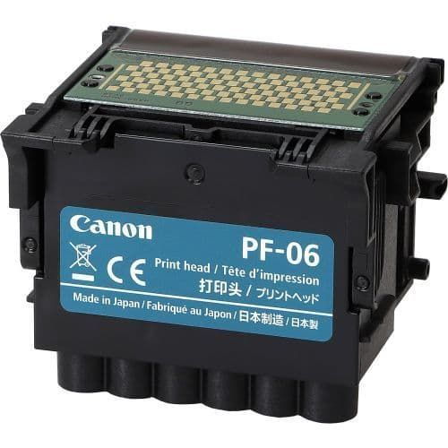 Canon TX-4000 Print Head - Genuine Canon PF-06 Print Head