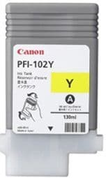 Canon PFI-102 Ink Cartridges