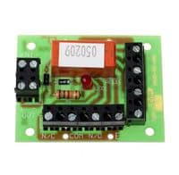 24V PCB Auxiliary Relay