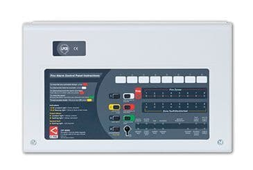 CFP Standard 8 Zone Conventional Fire Alarm Panel