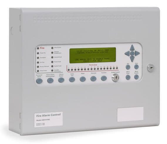 Kentec Syncro AS Lite 1 Loop with key enable switch