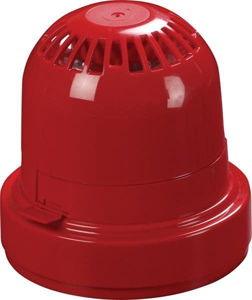XPander Sounder and Mounting Base (Red)